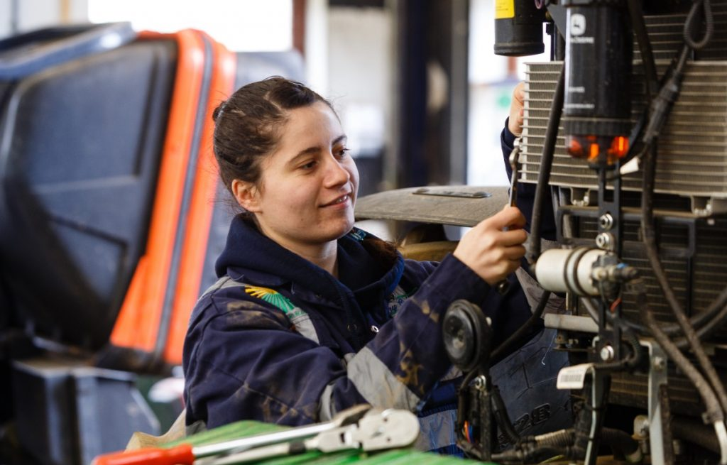 Virtual Apprenticeship Event at Duchy College Stoke Climsland – March 2021