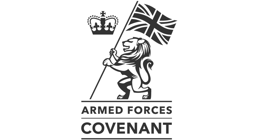 College salutes forces by joining national covenant