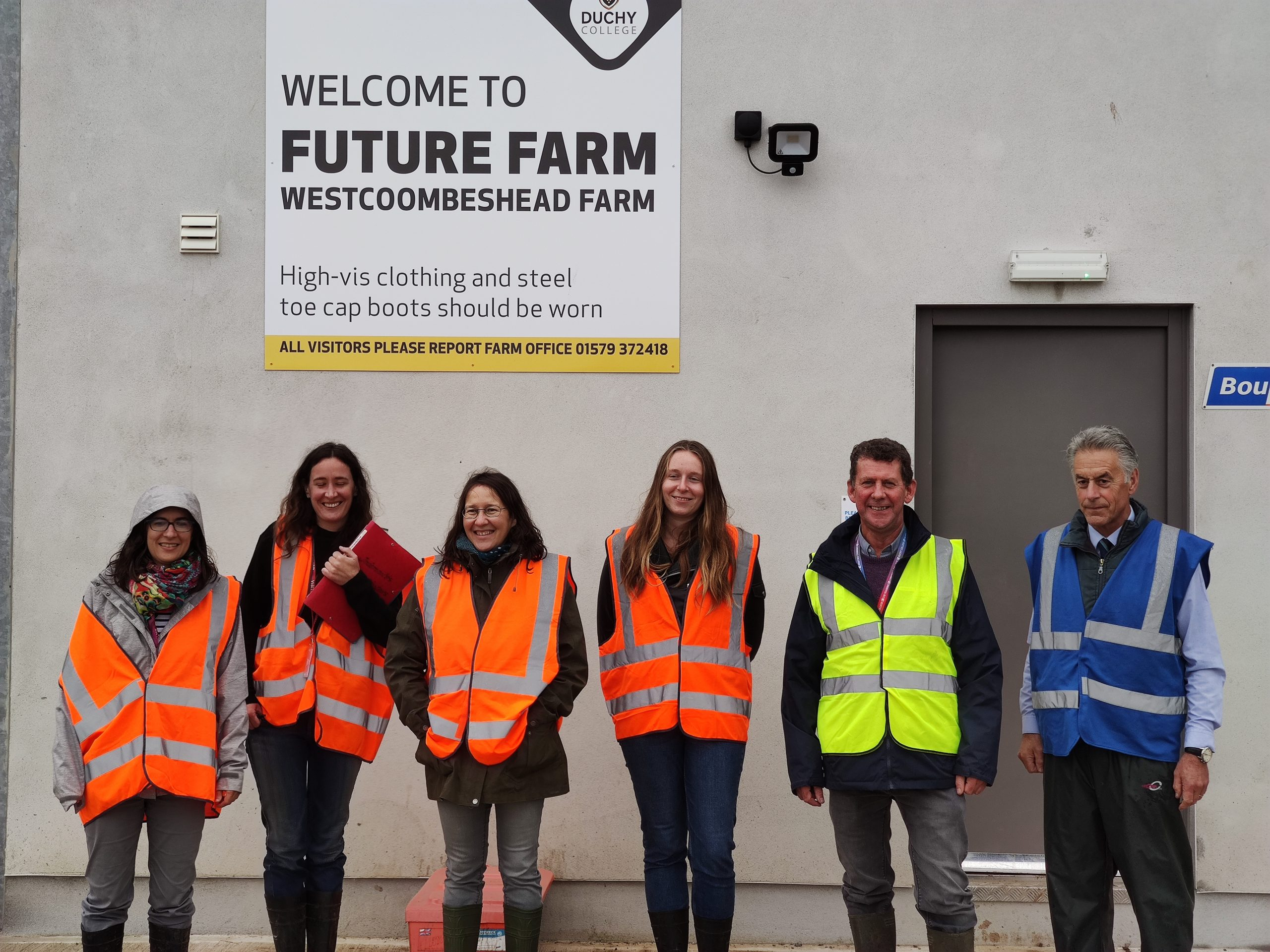 Carbon-cutting farm project gets underway